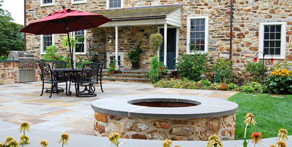 Personalized Patio